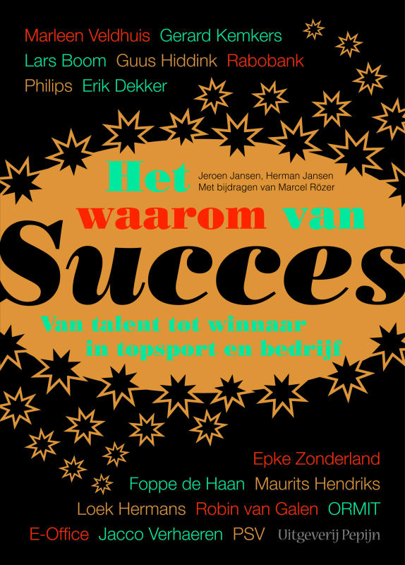 Cover Waarom van succes klein